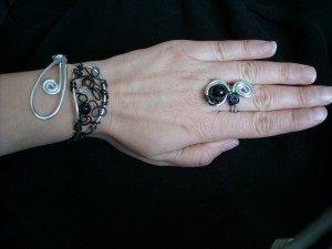bague bracelet argent noir dans colliers DSCN6228-300x225