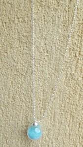 SAUTOIRS fioles en verre, microbilles, chaîne boule dans colliers dscf0682-169x300